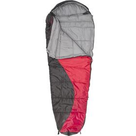 CAMPZ Desert Pro 300 - Sac de couchage - rouge/noir